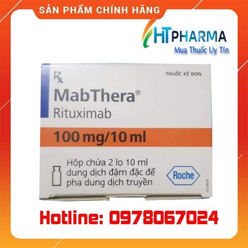 Thuốc Mabthera là thuốc gì? giá bao nhiêu? mua ở đâu chính hãng