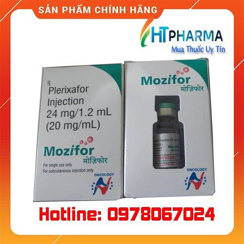 thuốc Mozifor là thuốc gì? giá bao nhiêu? mua ở đâu chính hãng