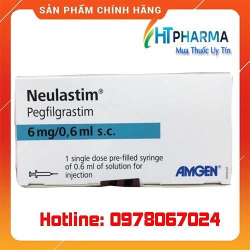 thuốc Neulastim là thuốc gì? giá bao nhiêu mua ở đâu chính hãng