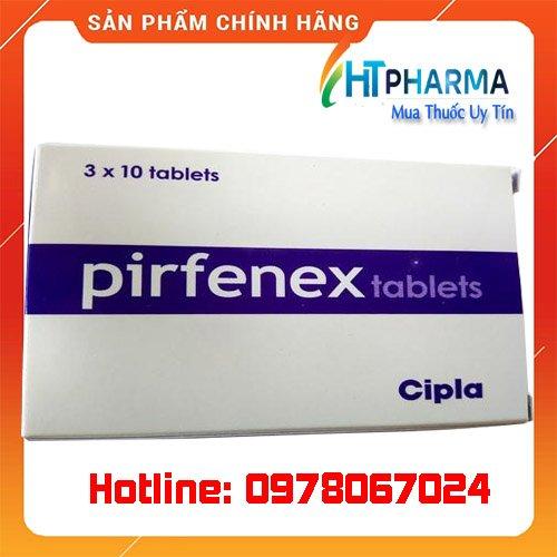 thuốc Pirfenex tablets là thuốc gì? giá bao nhiêu mua ở đâu chính hãng
