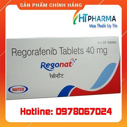 Thuốc Regonat là thuốc gì? giá bao nhiêu mua ở đâu chính hãng