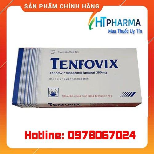 Thuốc Tenfovix là thuốc gì? giá bao nhiêu? mua ở đâu chính hãng