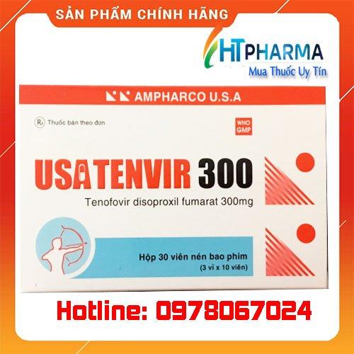 thuốc Usatenvir là thuốc gì? giá bao nhiêu? mua ở đâu