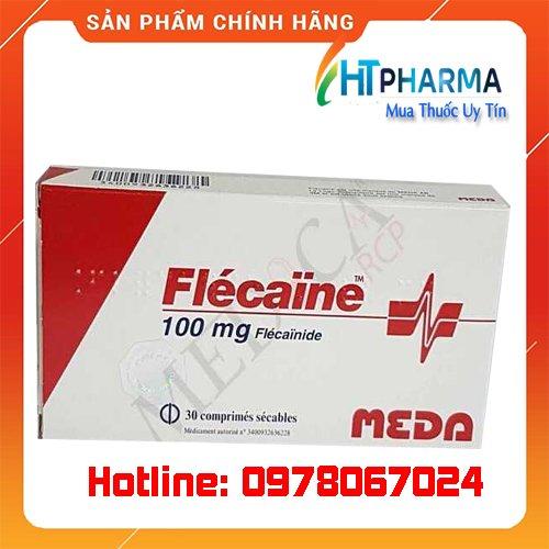 Thuốc Flecaine là thuốc gì? giá bao nhiêu? mua ở đâu chính hãng