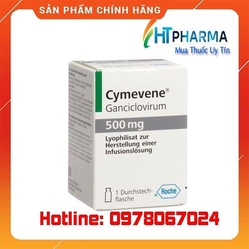 thuốc Cymevene là thuốc gì? giá bao nhiêu? mua ở đâu chính hãng