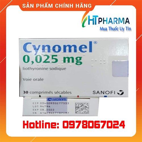 Thuốc Cynomel