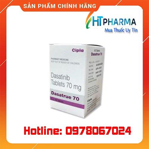 Thuốc Dasatrue là thuốc gì? giá bao nhiêu? mua ở đâu chính hãng