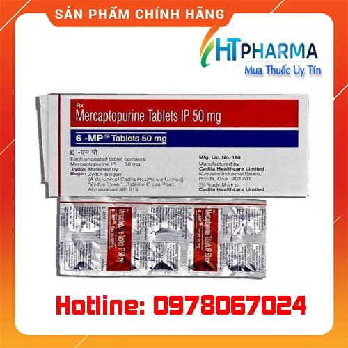thuocs Mercaptopurine là thuốc gì? giá bao nhiêu? mua ở đâu chính hãng