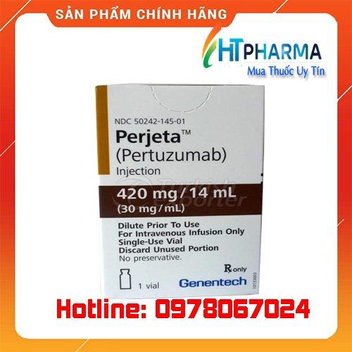 thuốc Perjeta Pertuzumab là thuốc gì? giá bao nhiêu? mua ở đâu