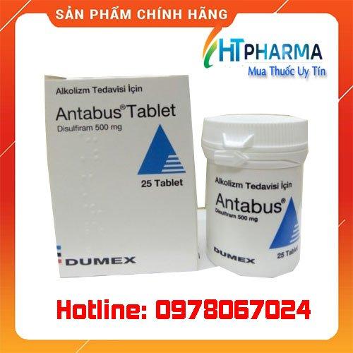 thuốc antabus tablet