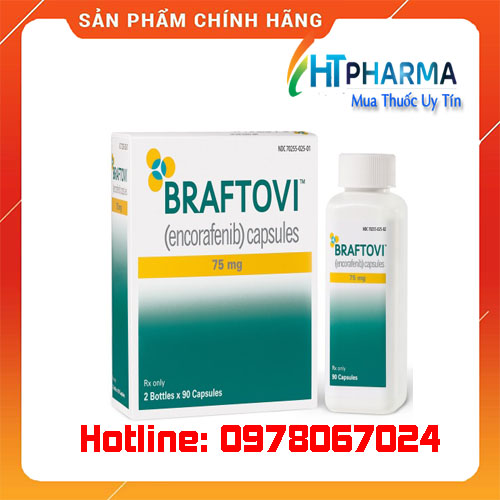thuốc Braftovi là thuốc gì? giá bao nhiêu? mua ở đâu chính hãng