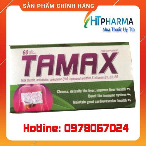 thuốc Tamax giá bao nhiêu mua ở đâu chính hãng