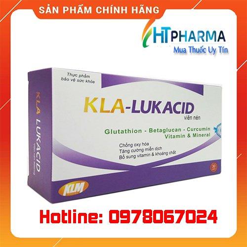 thuốc Kla Lukacid