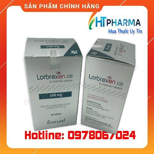 thuốc Lorbrexen 100