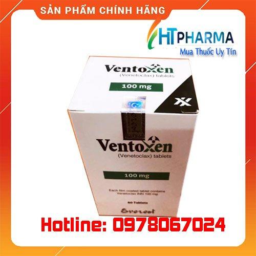 thuốc Ventoxen 100mg