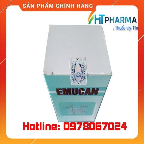 thuốc Emucan giá bao nhiêu mua ở đâu chính hãng