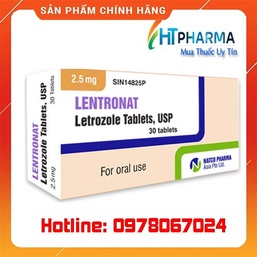 thuốc Lentronat giá bao nhiêu mua ở đâu chính hãng