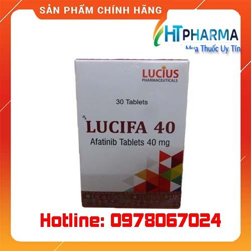 thuốc lucifa 40 giá bao nhiêu mua ở đâu chính hãng