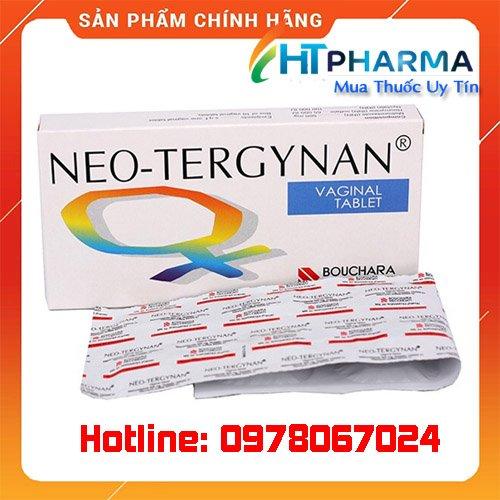 thuốc Neo tergynan giá bao nhiêu mua ở đâu chính hãng