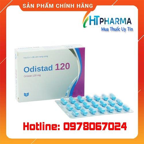 thuốc Odistad 120 giá bao nhiêu mua ở đâu chính hãng