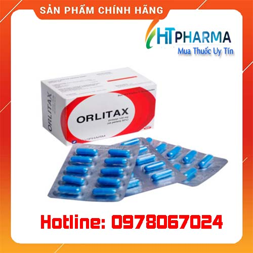 thuốc Orlitax giá bao nhiêu mua ở đâu chính hãng