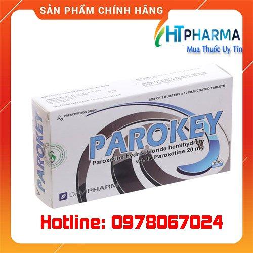 thuốc Parokey giá bao nhiêu mua ở đâu chính hãng
