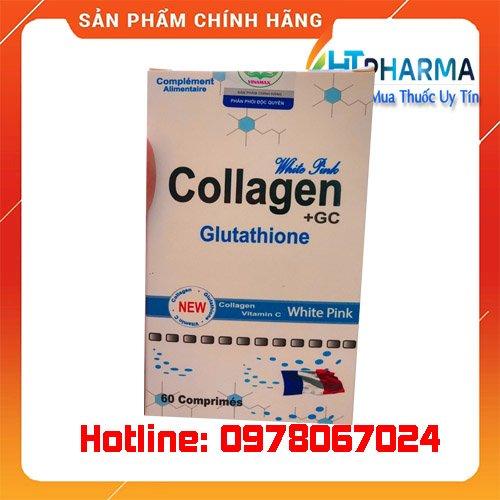 thuốc Collagen + GC giá bao nhiêu mua ở đâu chính hãng