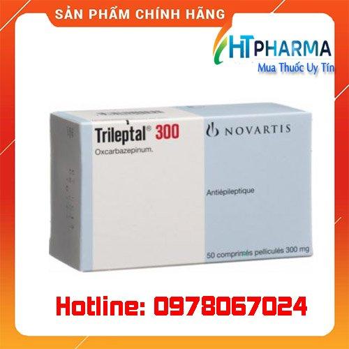 thuốc Trileptal 300 giá bao nhiêu mua ở đâu chính hãng
