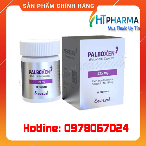 thuốc Palboxen giá bao nhiêu mua ở đâu chính hãng