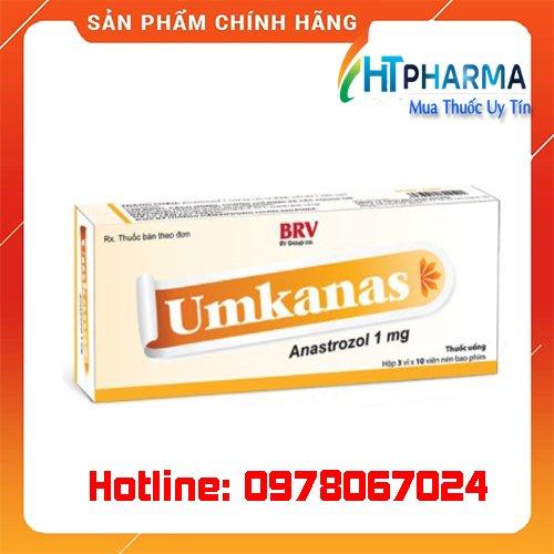 thuốc Umkanas giá bao nhiêu mua ở đâu chính hãng