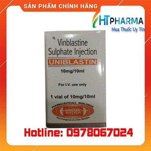 thuốc Uniblastin giá bao nhiêu mua ở đâu