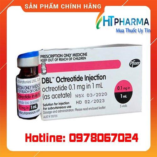 thuốc DBL Octreotide giá bao nhiêu mua ở đâu